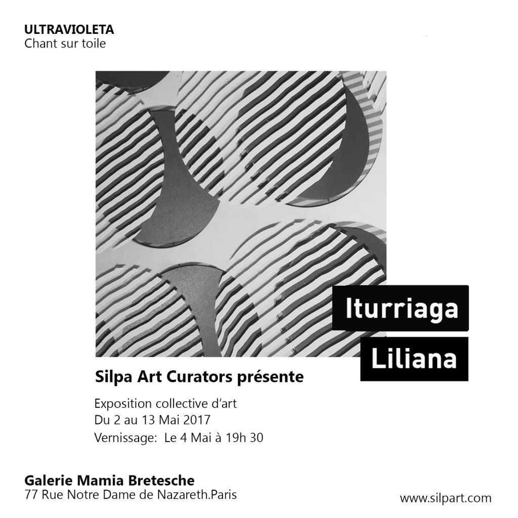 Ultravioleta Silpa art-invitation